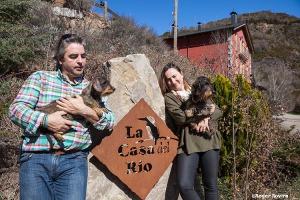 Mascotas bienvenidas en La Casa del Río